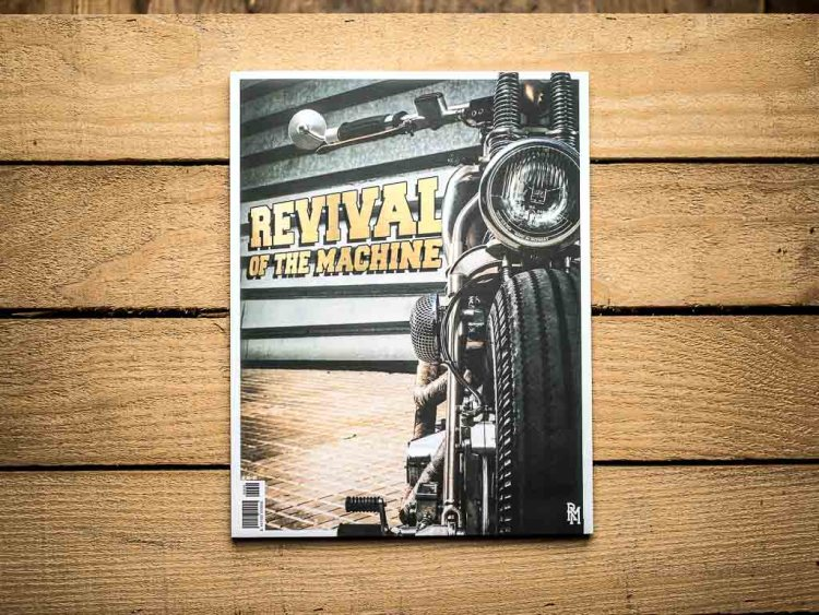 Revival of the Machine nº 30