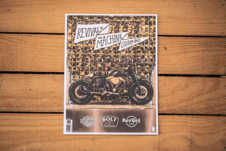 Revival of the Machine nº 31