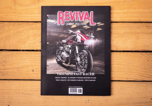 Revival of the Machine nº 32