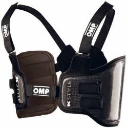 Imagén: Protector OMP Carbon Fibre Costilla Vest