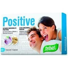 Positive 40 cápsulas – Santiveri