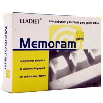 Memoram 60 comprimidos – Eladiet