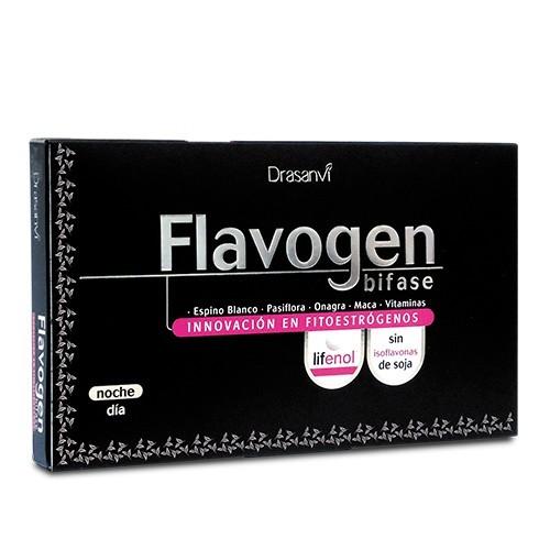 Flavogen Bifase 60 cápsulas –  Drasanvi