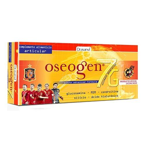 Oseogen 7G 20viales-Drasanvi