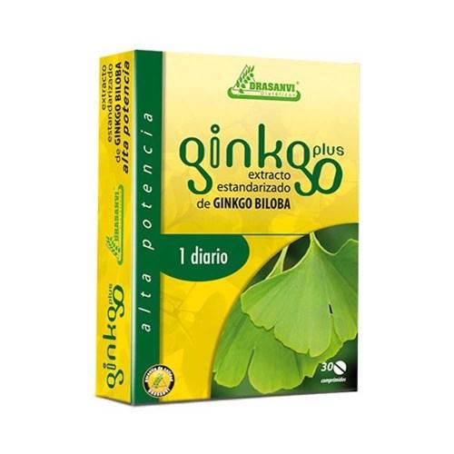 Ginkgo Biloba 30 comp - Drasanvi