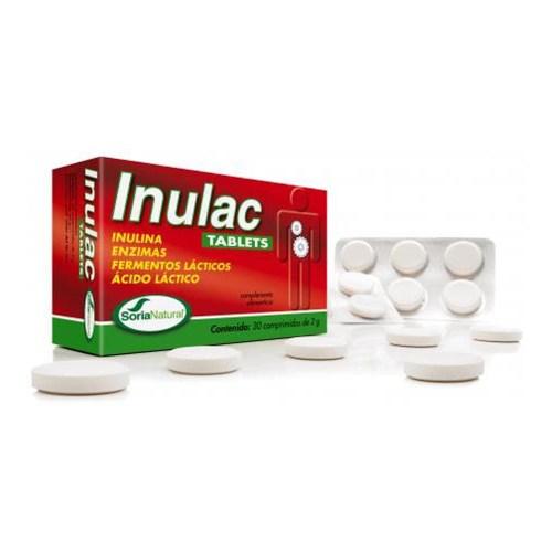 Inulac 30 comp. - Soria Natural
