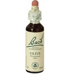 Olivo bach 20 ml – Flores de Bach