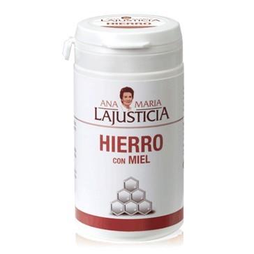 Hierro con miel 135 g –  Ana Maria LaJusticia