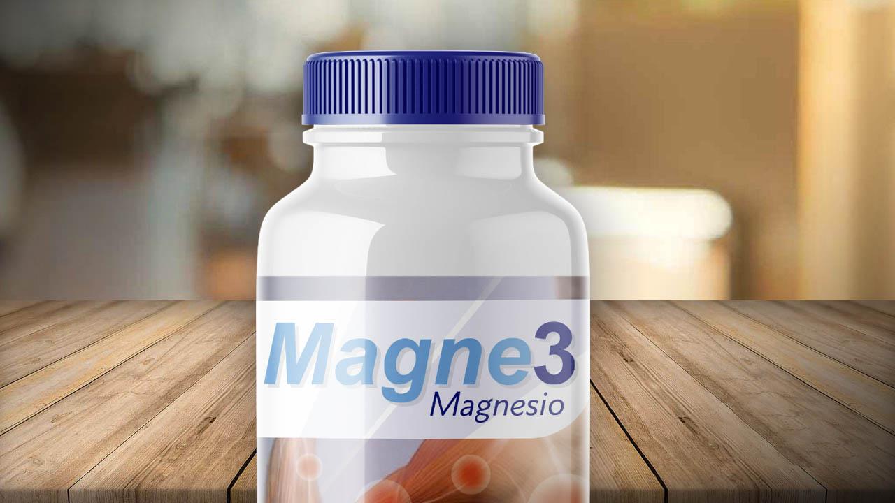 Magne3, 3 tipos de magnesio