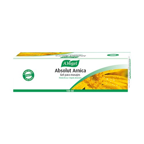 Absolut Arnica Gel 100g – A.Vogel