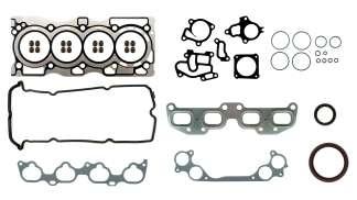 JUNTAS MOTOR Nissan 4 Cil. Urvan 2.5 l. 09/11 16V, DOHC Motor QR25DE Junta de Cabeza y Escape en MLS, puntería en Silicón. FSX-5840294MLO
