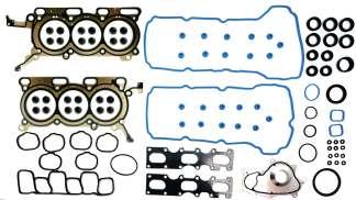 JUNTAS MOTOR Ford V6, 24V, Edge, Mustang , F-150, 11/13 ,Lincoln MKX,MKZ 09/13, Mazda 6 09/12 CX-9 08/12 DOHC, 227Cu.Cabeza MLS. 3.7 l. FSX-2662068