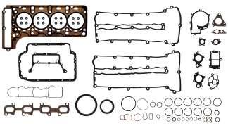 Juego de Juntas de motor Mercedes Benz 2.1 / 2.2 16V, DOHC, Sprinter OM651 Turbo Diesel 13/18. Vito 10/18.Incluye junta de cabeza y escape en MLS, 2 punterias y admisión en silicón. FSX-5440002