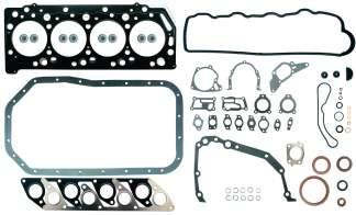 Juego de Juntas Mitsubishi 2.5 l. 4 Cil. 8 Válvulas , SOHC / OHC, L200, Nativa, Montero, Pajero Sport Motor 4D56T, 01/05, Cabeza Grado 5, Mult. Adm / Esc. MLS. FSX-5540332