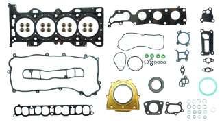 Juego de juntas Mazda 2.3 l. Turbo 4 Cil. 16V , CX-7, Mazda 3 Hatchback, 07/09, Mazda 6 Sedan 06/07 Motor 138Cu. Cabeza, Mult. Adm/Esc.en MLS, Reten tras con porta reten y pista FSX-5340234