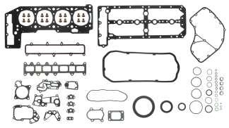 Juego de Juntas motor Fiat, Peugeot, L4, 16V, DOHC, Multijet, Ducato 08/11, Boxer 12/14, Manager 09/13, Motor F1CE3481E/M, F30DT, SOFIM 3.0 l. HDI; Junta de cabeza MLS Grado 3, Junta de tapa de puntería laminada, Junta de carter en silicón, Diesel. FSX-2540400