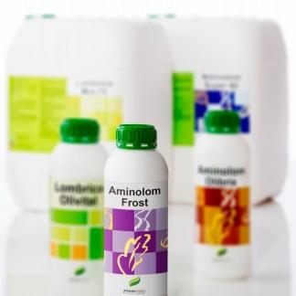 Bioestimulante Aminolom Frost
