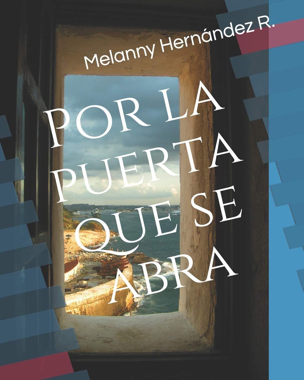 Melanny Por la puerta cover