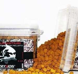 Cubo Pellets 5 kG ADAMANTIUM - Dip Cyprinus Max Trybion