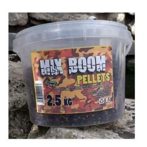 Cubo mix boom de pellets poisson fenag - Cubo Mix Boom Pellets 2,5 kg Poisson Fenag