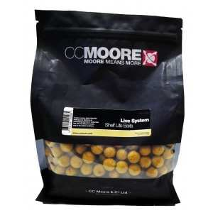 boilies session pack live system ccmoore - Session Pack Live System 18 mm