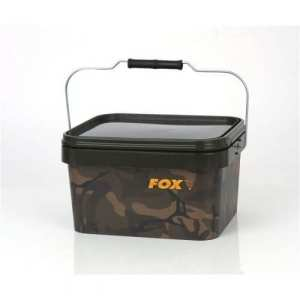 cubeta fox - Cubo 10 litros camuflaje Fox