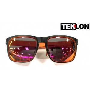 gafas polarizadas teklon akaah naranja negra - Gafas de sol Teklon Akaah naranja y negra