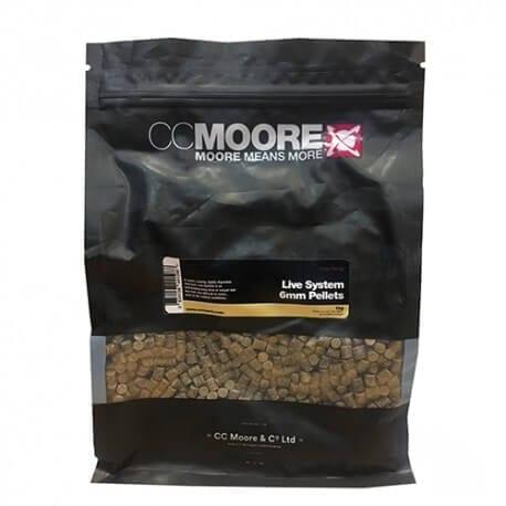 pellets live system 6 ccmoore - Pellets Live System 6 mm Ccmoore
