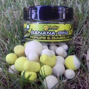 pop ups banana pina peralbaits - Pop ups Banana y Piña Peralbaits