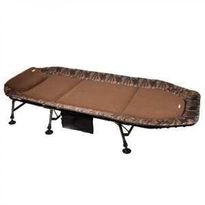 Faith Big Camou Bedchair   Stretcher - Bed chair Faith Big Camou