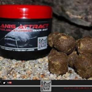 Glanis Attract Hook Baits - Hook Baits Glanis Attract Trybion