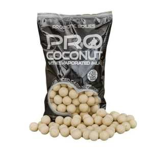 Boilies Probiotic Starbaits Coconut - Boilies Probiotic Coconut Starbaits