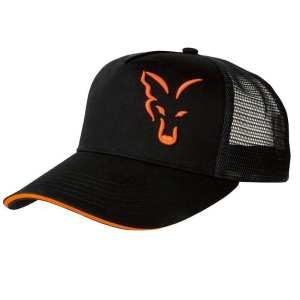 Gorra fox negra de red - Gorra Fox negra de red