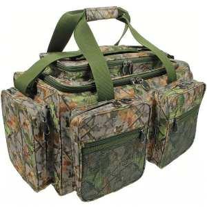 Macuto multi pocket ngt camuflaje 1 - NGT Bolso XPR Multi-Pocket camuflaje
