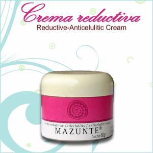 Crema reductuiva anti celulitis