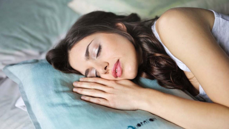 Desmaquillarse antes de dormir
