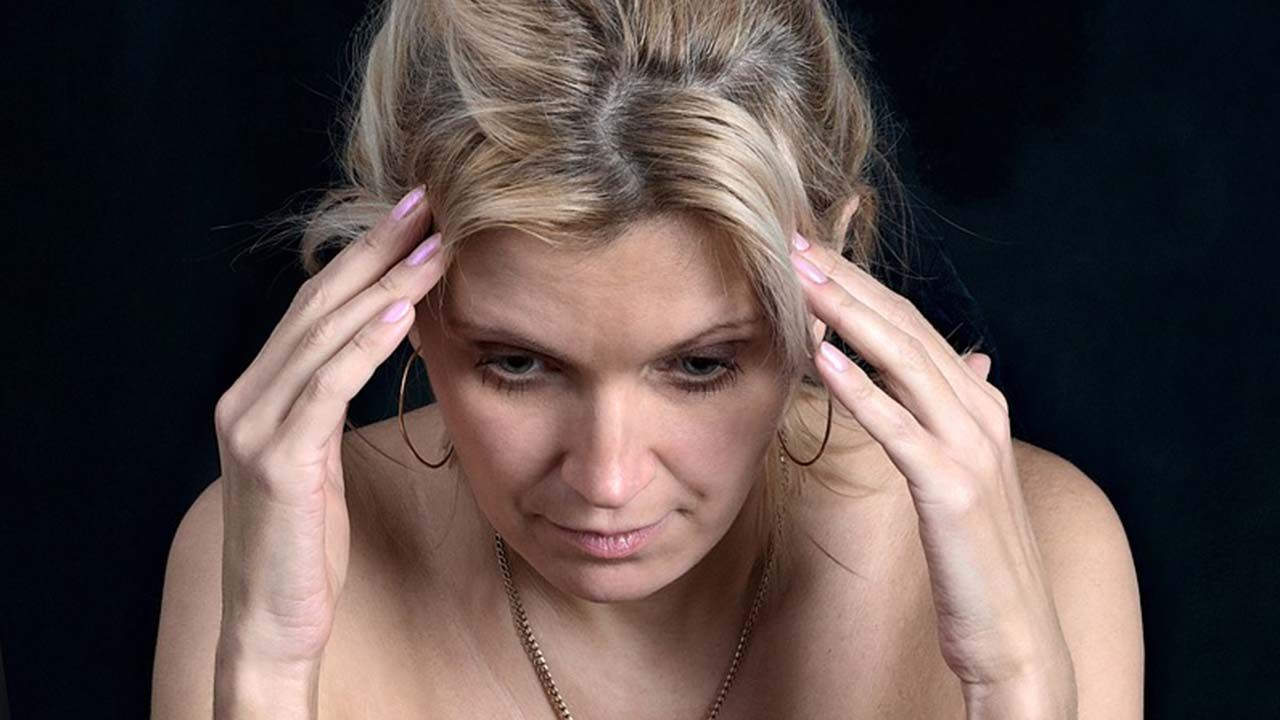 síntomas de estrés en la piel