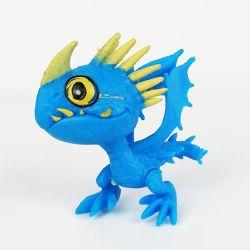 Figura Como entrenar a tu dragon peliculas Decorativo Nadder Mortal (Tormenta) How to Train Your Dragon cinéfilo tienda friki