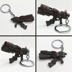 llavero Gears of War Videojuegos accesorio Hammerburst GOW Gamer tienda friki