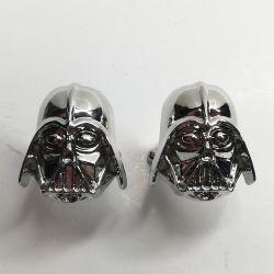 gemelos Star Wars peliculas bisuteria darth vader La guerra de las galaxias cinéfilo tienda friki