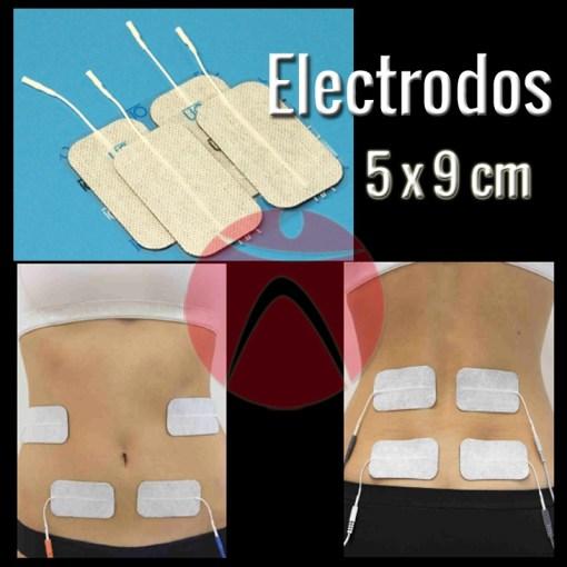 Electrodos TiendaGlobus 5x9cm