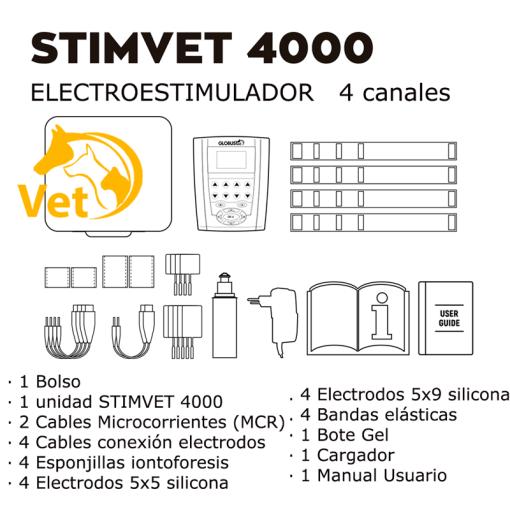 electroestimulador veterinaria