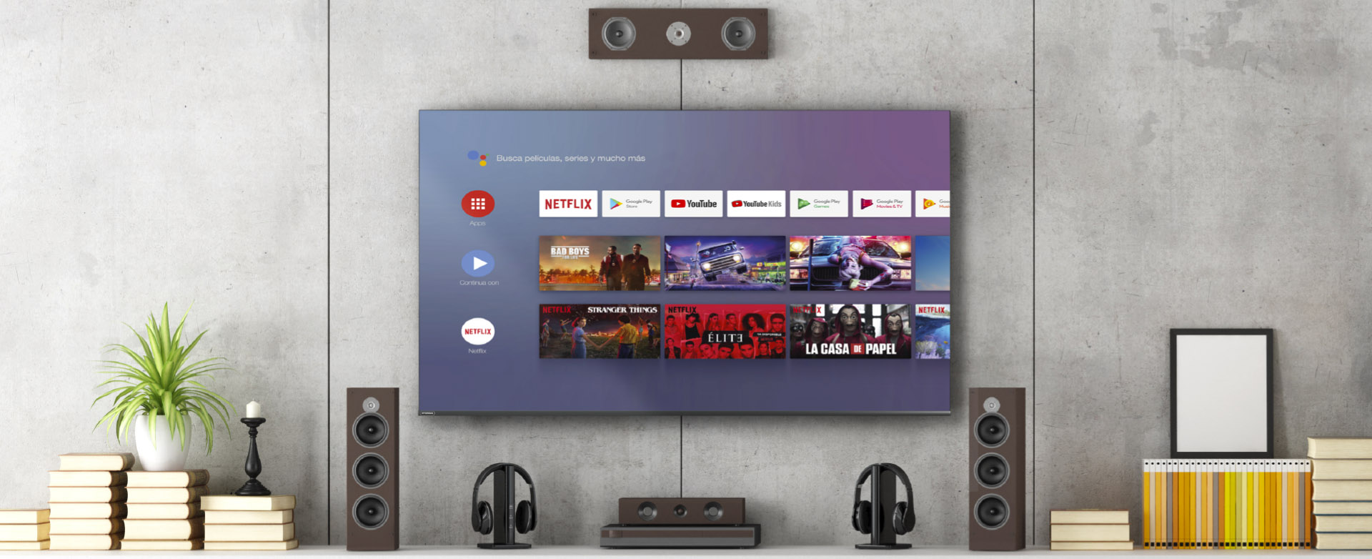 tv android 4k