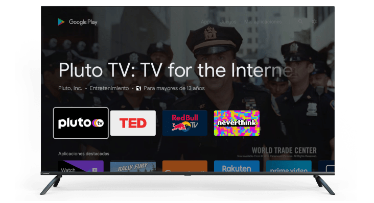 tv android hd