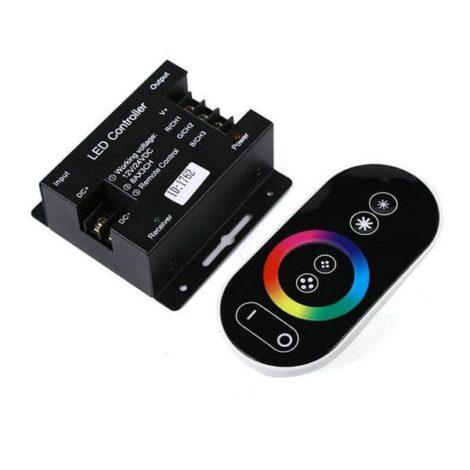 Controlador-LED-táctil-rgb