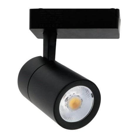 Foco-LED-para-carril-Clean-Negro-30W-Monofasico
