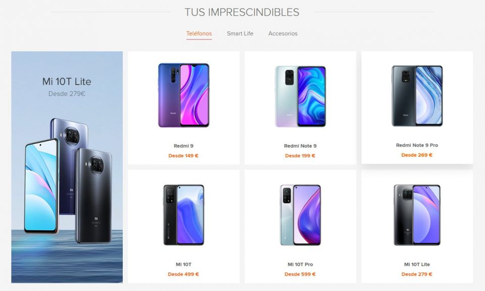 smartphones imprescindibles para este black friday