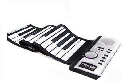 ROLL PIANO RP49S Piano flexible MIDI