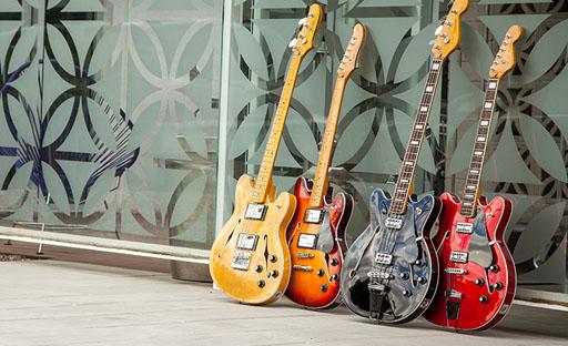 Fender Starcaster y Coronado