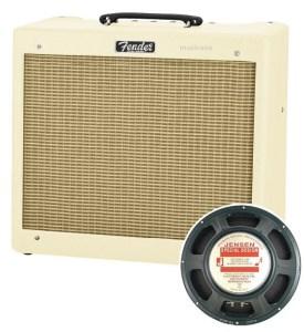 Fender  sandy Blonde Blues Junior